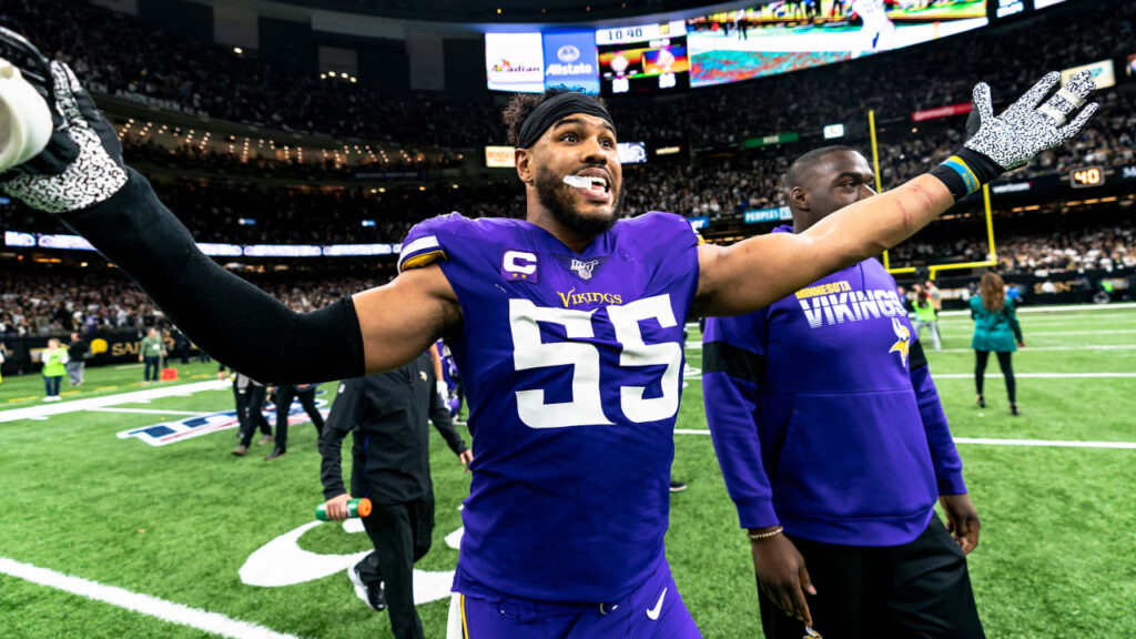 Anthony Barr & Cam Smith Eager for 'Fresh Starts'...