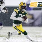 That's been the blueprint for the Packers