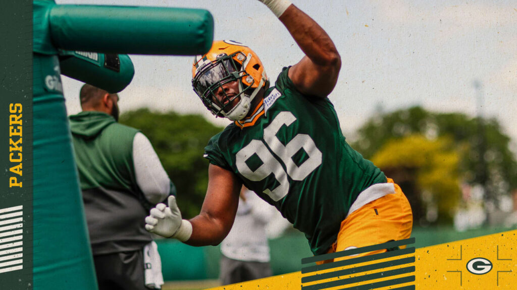 Packers looking for 'drastic step' from Kingsley...
