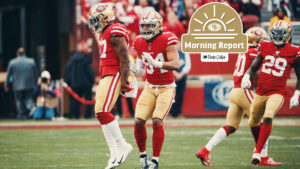 Two 49ers Linebackers Make PFF's Top 32
