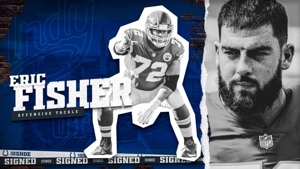 Colts Sign Former Chiefs Left Tackle Eric Fisher
