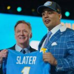 Chargers feel Rashawn Slater will keep...