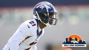 Why Ronald Darby has high hopes for the Broncos'...