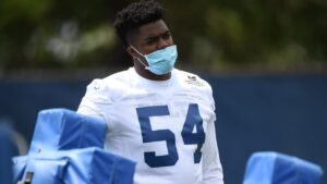 Colts' Draft Pick Dayo Odeyingbo Aims To Play In...