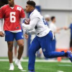 Colts RB Jonathan Taylor Focusing On Getting...