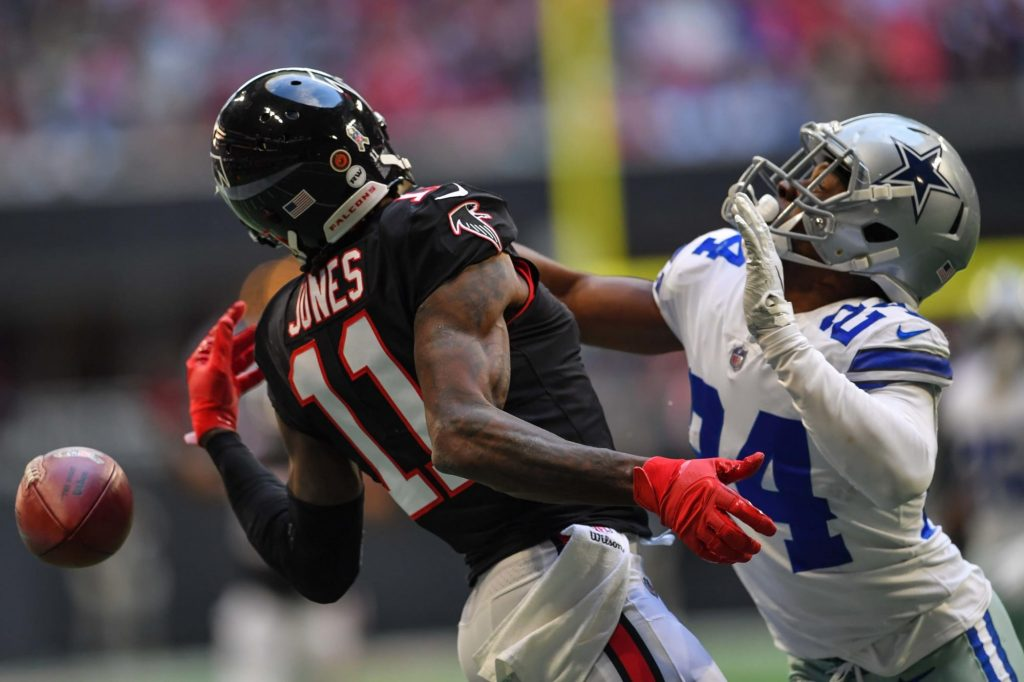 Dallas Cowboys have enough WR issues without Julio...