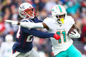 Stephon Gilmore's trade value hinging on Dolphins...