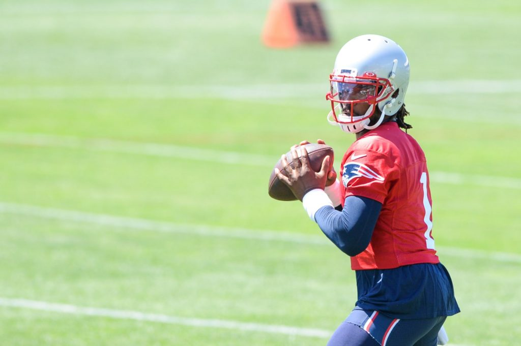 What is Cam Newton's future with the Patriots...