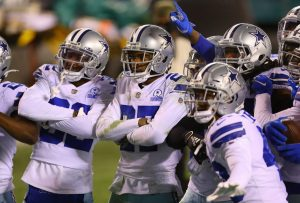 Dallas Cowboys secondary ranked next to last for...