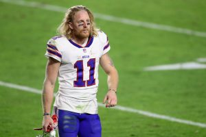 Cole Beasley doubles down on COVID-19 vaccination...