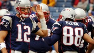 San Diego Chargers Vs. New England Patriots