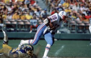 Houston Oilers v San Diego Chargers