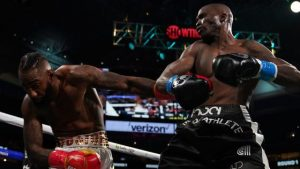 Chad Johnson goes distance in four-round boxing...