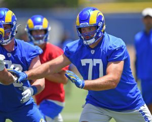 Andrew Whitworth: It feels like this year will...
