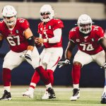 Cardinals' Offensive Line Handled The Pressure