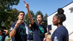 Why two Denver teenagers created the March for...