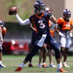 Drew Lock feeling 'without a doubt' more...