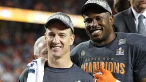 Von Miller not satisfied with career accolades,...