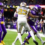 Cook-Jefferson Among CBS Sports' Top 10 NFL Duos...