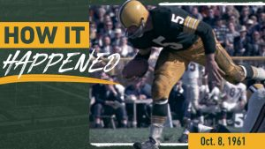 How it happened: Paul Hornung's 33 points