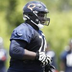 Right tackle Germain Ifedi is embracing high...