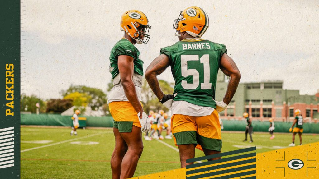 Packers like what they see in young inside...