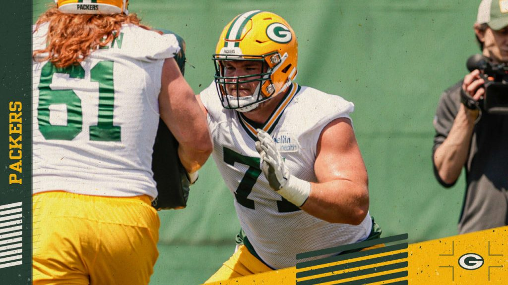 Josh Myers learning all he can in quest to be...