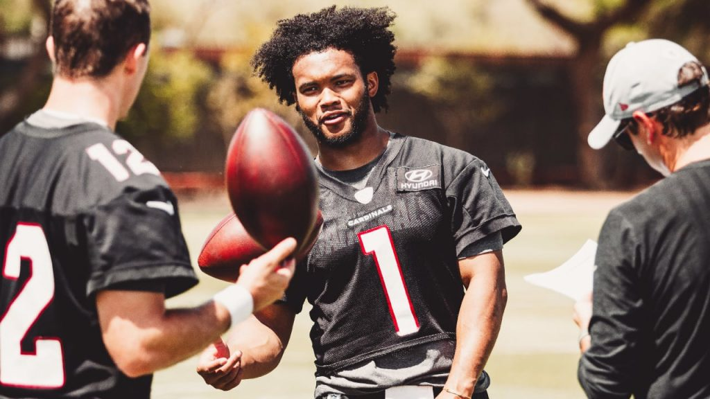 For Steve Keim, Confidence In Kyler Murray At A...