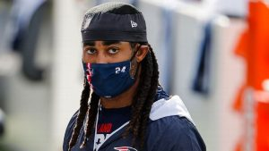 Stephon Gilmore's contract status in spotlight at...
