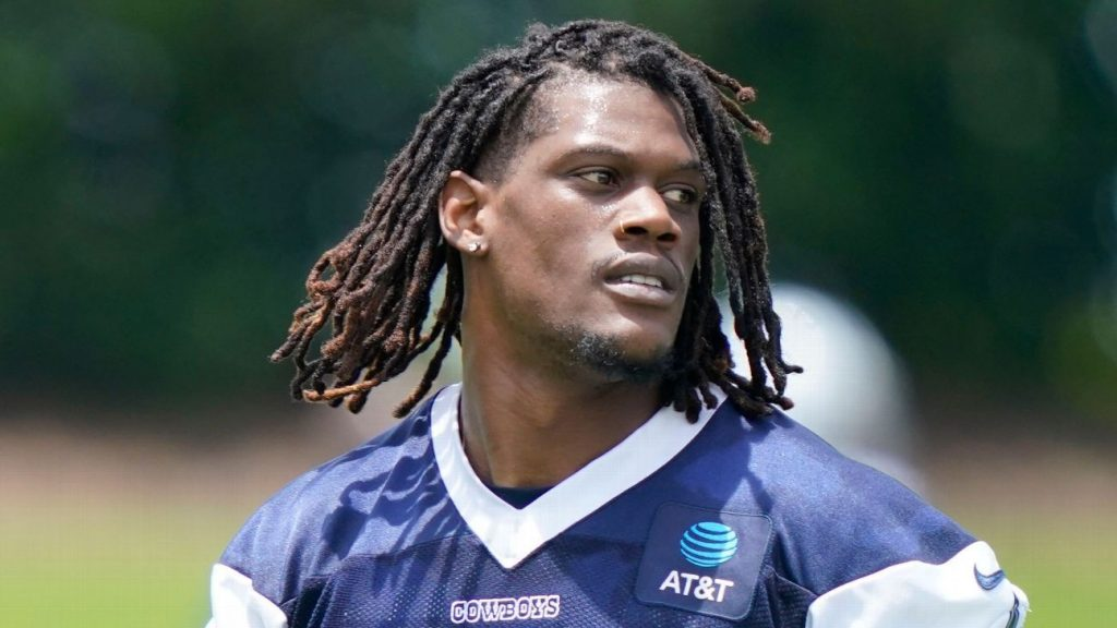 After long road, Randy Gregory focuses on future...