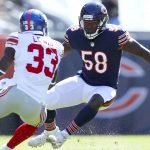 Chicago Bears LB Roquan Smith named one of NFL's...