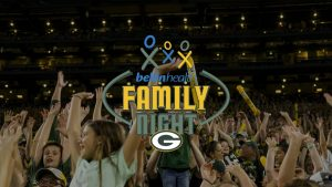 Tickets for Packers Family Night, presented by...