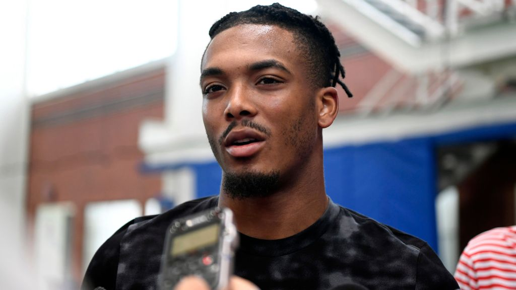 New York Giants' Sam Beal pleads guilty to...