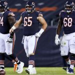 Chicago Bears offensive line aiming to be 'one...