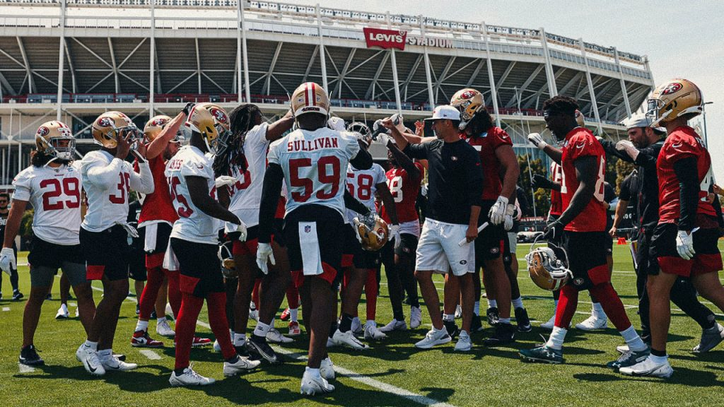49ers Put an Early End to Offseason Workout...