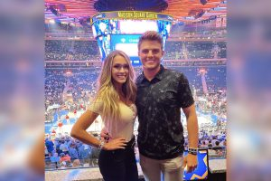 Jets QB Zach Wilson and girlfriend Abbey have NYC...