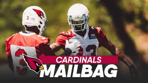 You've Got Mail: Seven Weeks To Training Camp