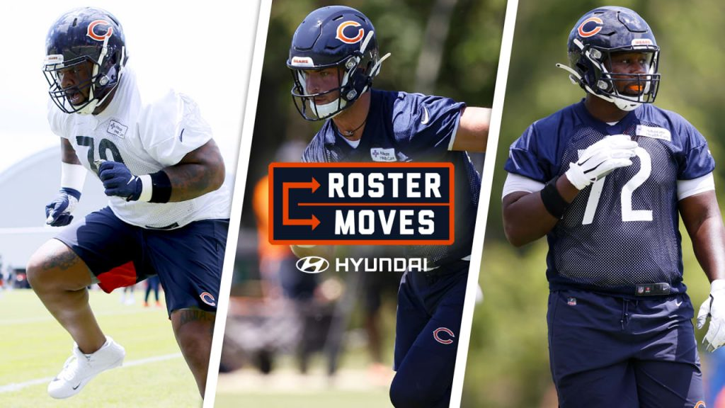 Chicago Bears sign DL Mike Pennel, TE Jake Butt,...