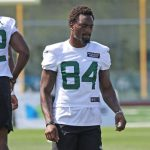 Jets' Corey Davis opens up about brother who died...