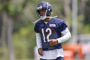 Bears fans react to Allen Robinson not getting...