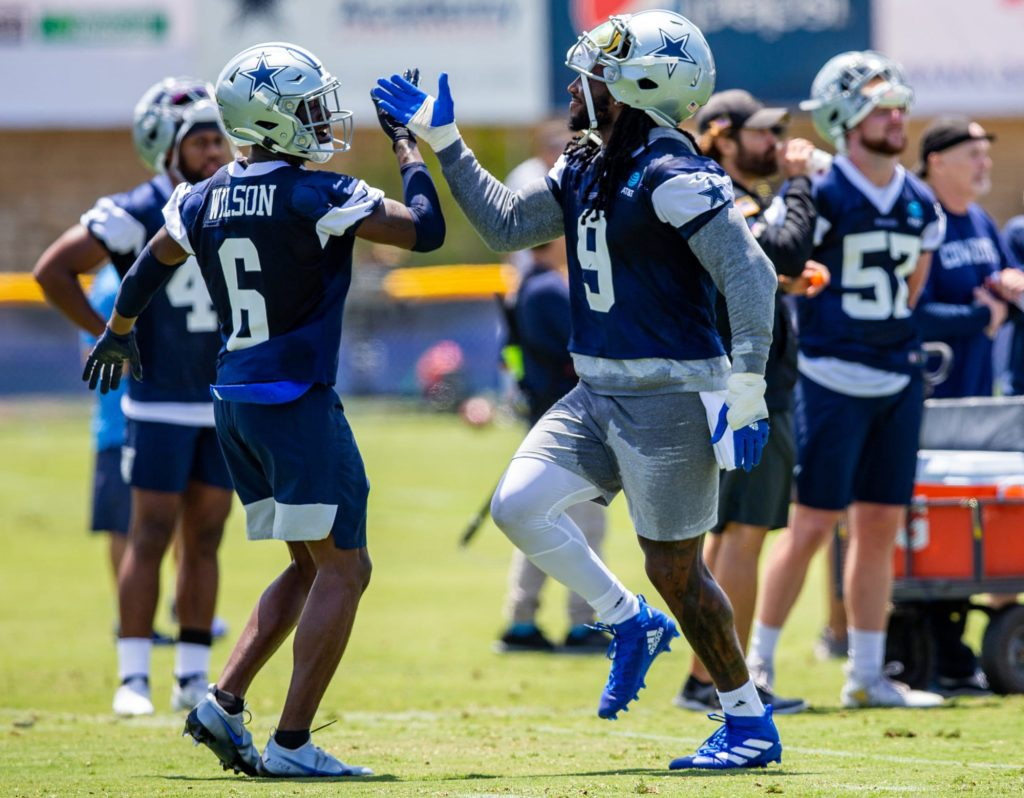 8 Dallas Cowboys you should watch during training...