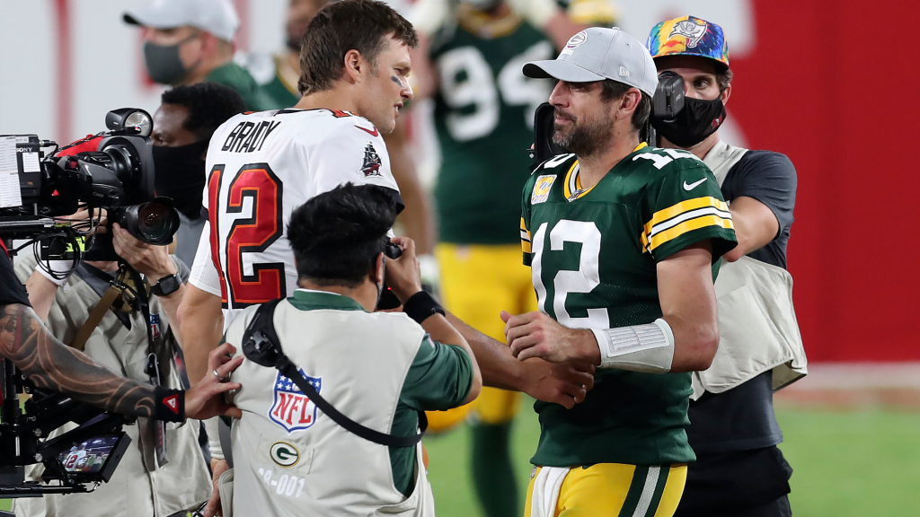 The NFL's best players at every position
