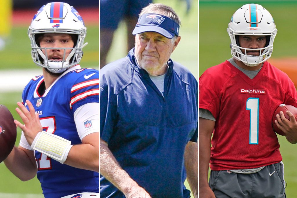 Inside look at the AFC East