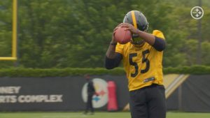 Report: Steelers ILB Devin Bush Expected To Be...