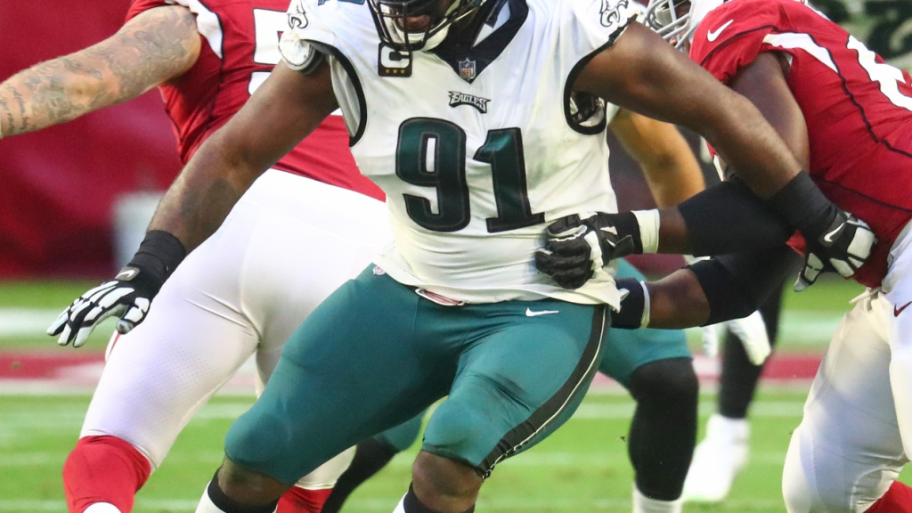 Fletcher Cox is No. 5 in an ESPN ranking of the...