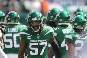 Why Jets' C.J. Mosley is essentially in a contract...