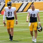 Tight Ends Freiermuth, Gentry In The Spotlight For...