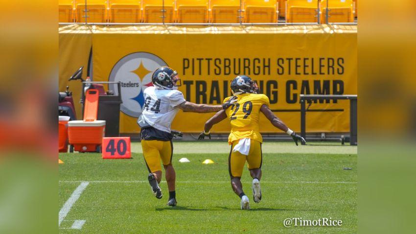 WR Rico Bussey 'Still Can't Even Believe' He Was...