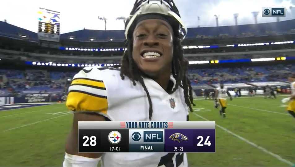 CBS Sports Tabs Terrell Edmunds As Steelers'...