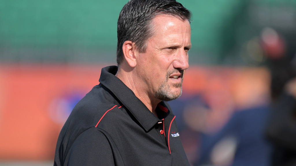 New York Jets assistant coach Greg Knapp has died...